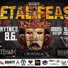 Metal Feast Open Air aj tento rok na začiatku júna v českom meste Rokytnice!