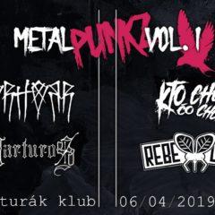 Metal Punkz vol. 1 v Kulturaku