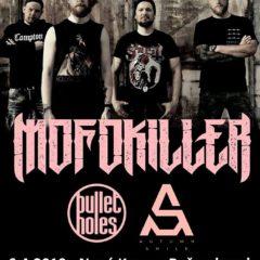 Mofokiller, Bullet Holes, Autumn Smile v Ružomberku