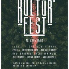 Kultúr Fest II. zajtra v Slovenskej Ľupči!
