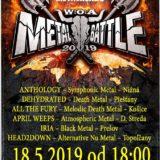 Wacken Metal Battle Slovakia 2019 – Finále