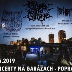 Koncerty na Garážach pokračujú tento piatok v Poprade po šiestykrát!
