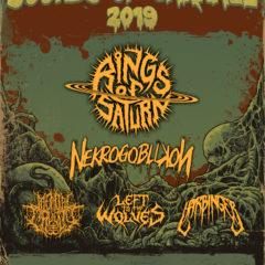 Praha a Bratislava pod náporom slam, deathcore a death metalu!