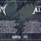 Na grindcore vlne už budúci týždeň v Čadci a Bratislave – Noisem a Currupt Moral Altar!