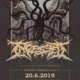 Ingested / Within Destruction / Abyss Above v Košiciach!