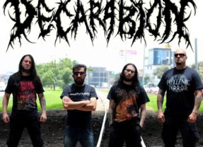 DECARABION – nový prírastok v brutal death metale z Kolumbie