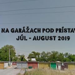 Prehľad koncertov na bratislavských Garážach na nasledujúce dva týždne!