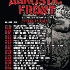 Agnostic Front 2x na Slovensku!