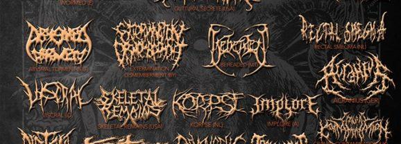 Deathfeast v Nemecku ponúka aj tento rok line-up nabitý zvučnými menami!
