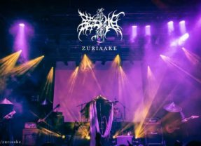 Zuriaake / Besna / Ain alebo black metalový pondelok v Bratislave