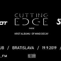 Badshot a Cutting Edge na dvoch koncertoch!