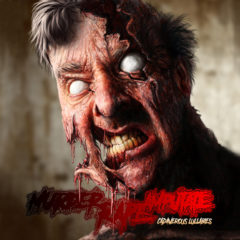 Murder Rape Amputate – Cadaverous Lullabies – Bizarre Leprous Production, 2019
