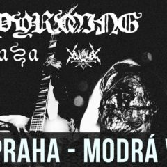 Koncert MISÞYRMING + DARVAZA + VORTEX OF END v Prahe už 23.9.!