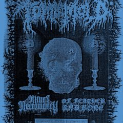 TOMB MOLD + RITUAL NECROMANCY + OF FEATHER AND BONE vyrážajú na európske turné!