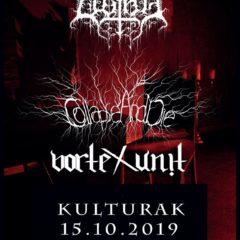Black metal Ultha z Nemecka v Kulturaku už zajtra!