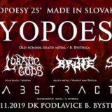 """Fotoreport – """"Pyopoesy 25"""" – Banská Bystrica"""