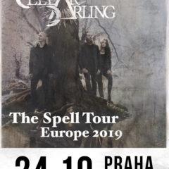 Koncert CELLAR DARLING s FOREVER STILL v Prahe už o týždeň!