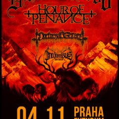 Prahu príde navštíviť peklo z druhej strany pologule – Destroyer 666 budúci pondelok v Prahe!