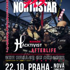 V Prahe sa zastavia RISE OF THE NORTHSTAR, HACKTIVIST a AFTERLIFE!