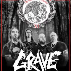 Novinky z festivalu Gothoom Open Air – Death metalová búrka