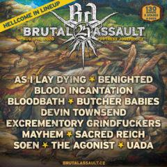 Štvrtý update kapiel na Brutal Assaulte!